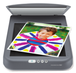 Epson Perfection 1260 skanner